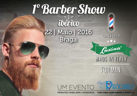 Evento 1 BARBER SHOW Iberico Procabelo Profissional
