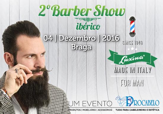 Evento 2 BARBER SHOW Iberico 2016 Procabelo Profissional