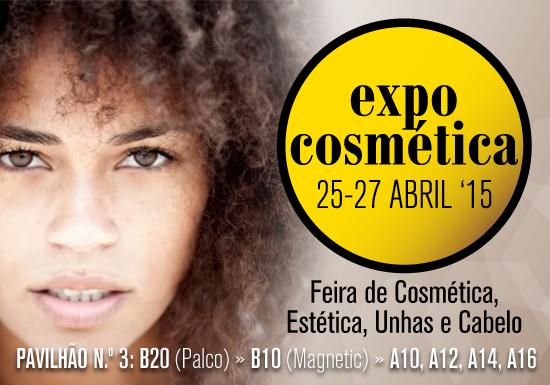 Evento EXPOCOSMETICA 2015 Procabelo Profissional
