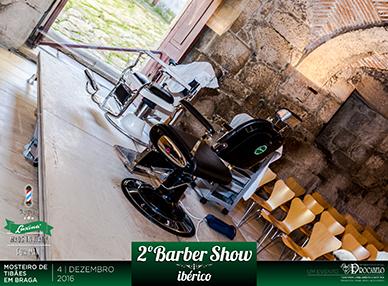 Evento 2 BARBER SHOW Iberico Procabelo Profissional